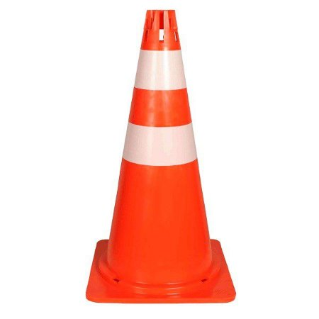 Cone de PVC 75cm