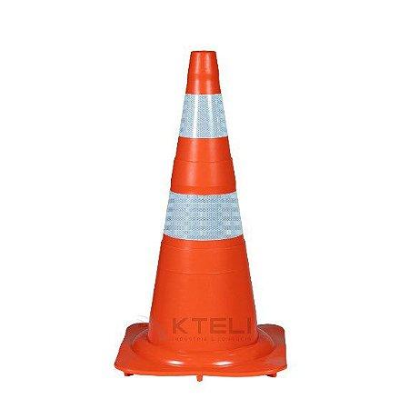 Cone NBR Flexível 75cm