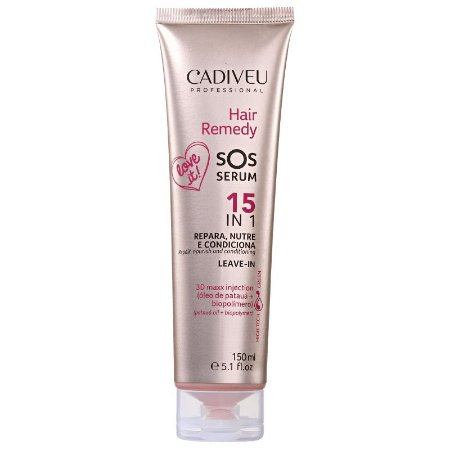 Cadiveu Professional Hair Remedy SOS 15 em 1 - Sérum Leave-in 150ml