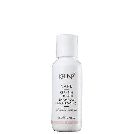 Keune Care Keratin Smooth - Shampoo 80ml