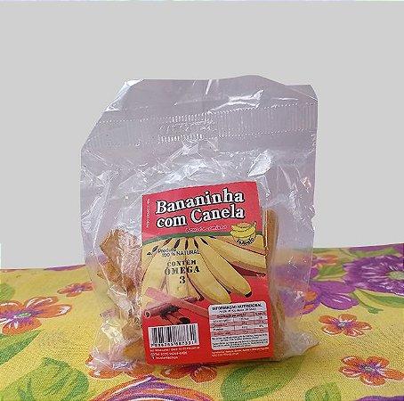 Chips doce de Banana com Canela 45 g