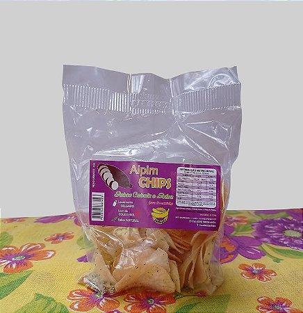 Aipim Chips de Cebola e Salsa 45 g