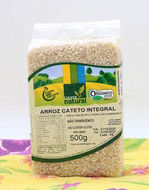 Arroz Cateto Integral 500 g