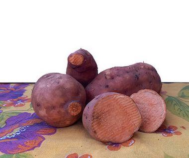 Batata Doce Cenoura 1 kg