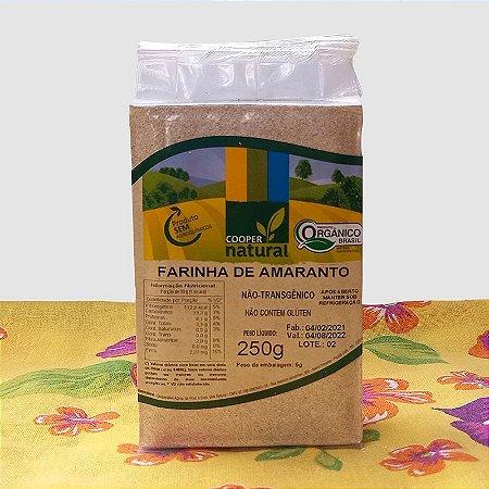 Farinha de Amaranto 250 g