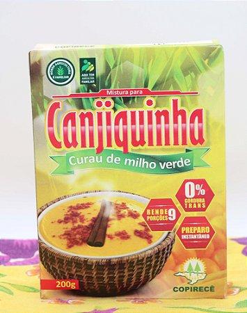 Canjiquinha curau de Milho Verde 200g