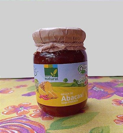 Geleia de Abacaxi c/ Pimenta 300g