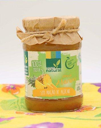 Geleia de Abacaxi s/Açúcar 180g