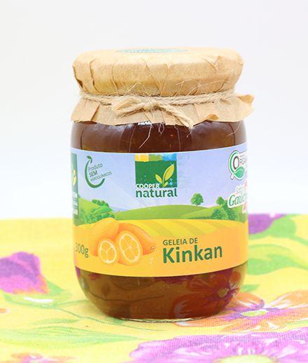 Geleia de Kinkan 300g