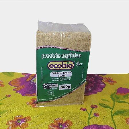 Farinha de Linhaça Dourada 300g