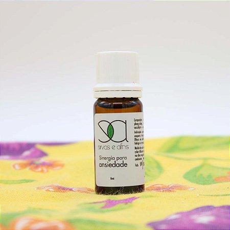 Sinergia de óleos essenciais (Para Ansiedade) 10ml