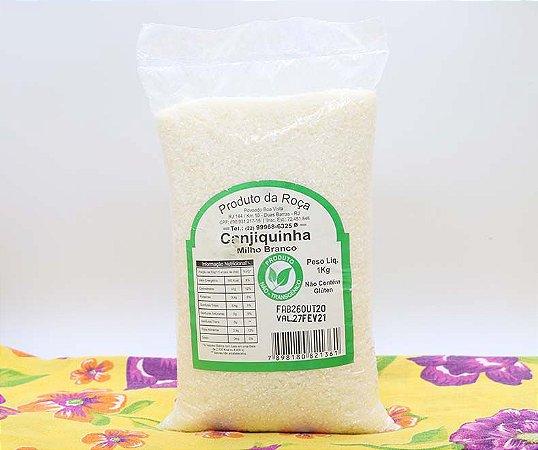 Canjiquinha Milho Branco 1kg