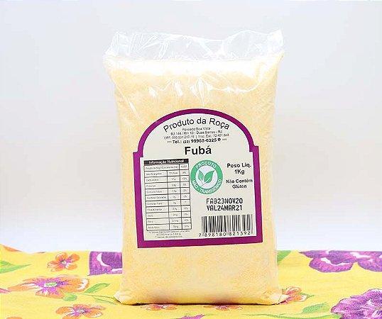 Fubá Milho Amarelo 1kg