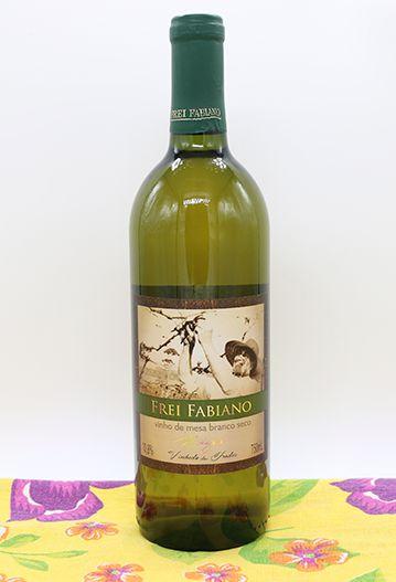 Vinho de Mesa Branco Seco 750ml