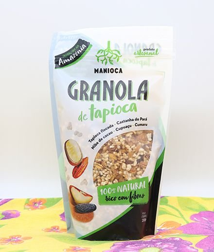 Granola de Tapioca