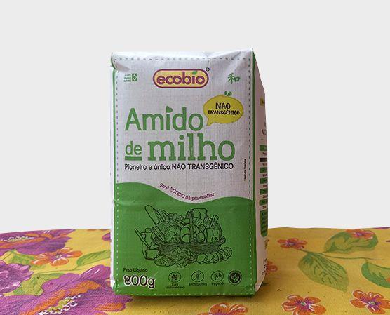Amido de Milho 800 g