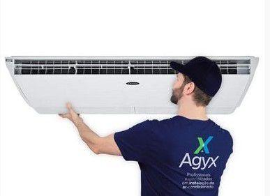 Desinstalação Ar-Condicionado Split Piso Teto