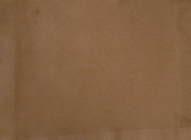 Tecido 100% algodão Liso Marrom Claro - 0,50 metro
