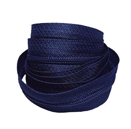 Zíper N°5 Azul Marinho - 1Metro