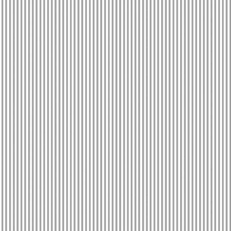 Tecido 100% algodão - Estampa Listrado Fino Cinza -  0,50 metro