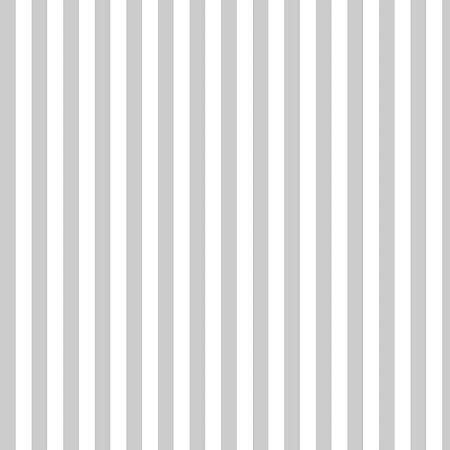 Tecido 100% algodão - Estampa Listrado Medio Cinza -  0,50 metro