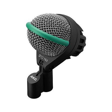 Mircrofone para bumbo profissional AKG D112 MKII