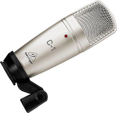 Microfone Condensador C1 Behringer