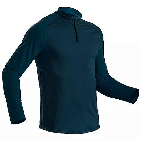 Camisa Térmica Manga Longa Confortável Tecnologia Dry