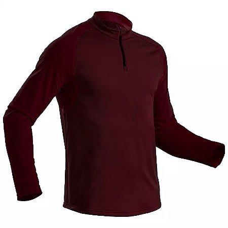 Camisa Térmica Manga Longa Resistente Dry Fit Ciclismo UV50+
