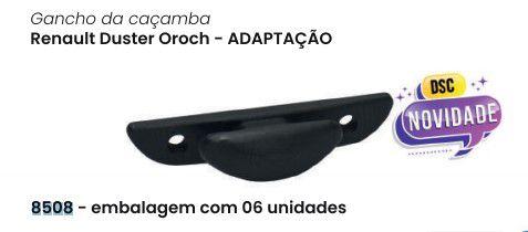 GANCHO CACAMBA DUSTER OROCH KIT C/ 6 UN