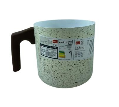 Leiteira Revestimento Cerâmico 12CM Vanilla 4907