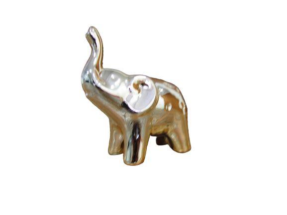 Elefante Dourado Pequeno