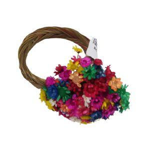 Porta Guardanapo Flores Secas Modelos Sortidos