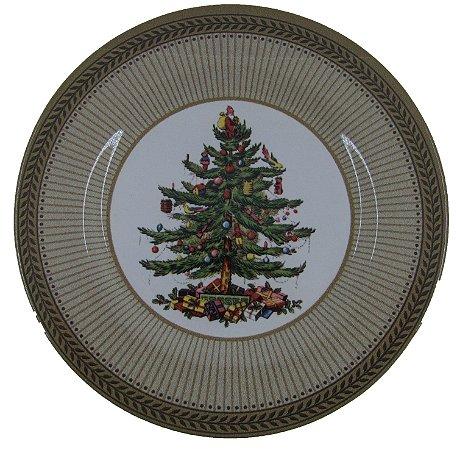 Prato Sobremesa Celebrate Fendi Natal