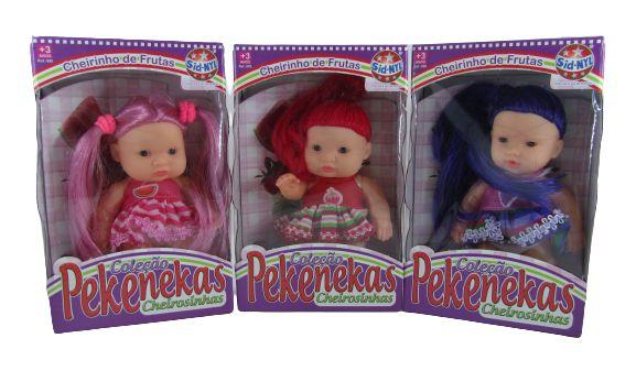 Boneca Coleção Pekenekas Cheirosas - Sortidos