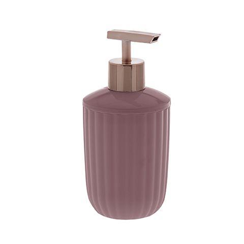 Porta Sabonete Liquido Canelatta - Rose