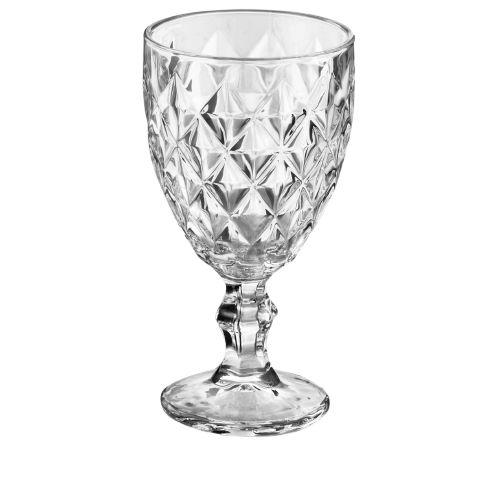 Taça para Água Clear Vitral Verre