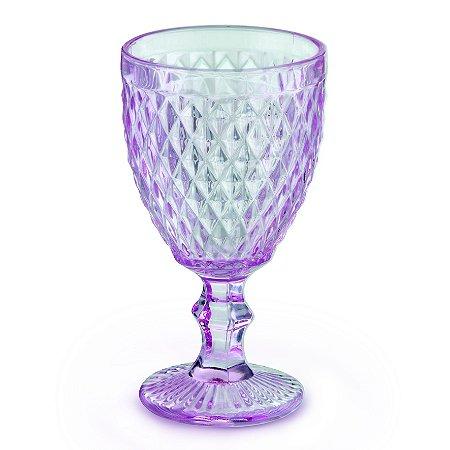 Taça para Água Verre - Quartzo Rosa
