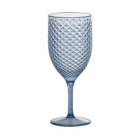 Taça para Água e Vinho Luxxor 480ML - Azul