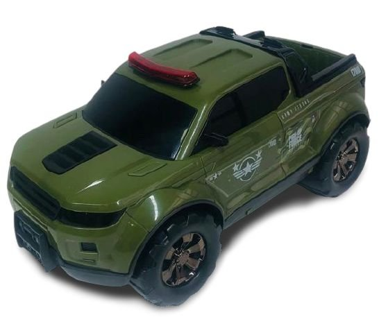 Pickup Force Military Caminhonete