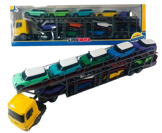 Superfrota Transcar 6969