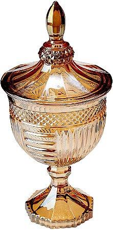 Potiche Cristal Decor Santorini 7419
