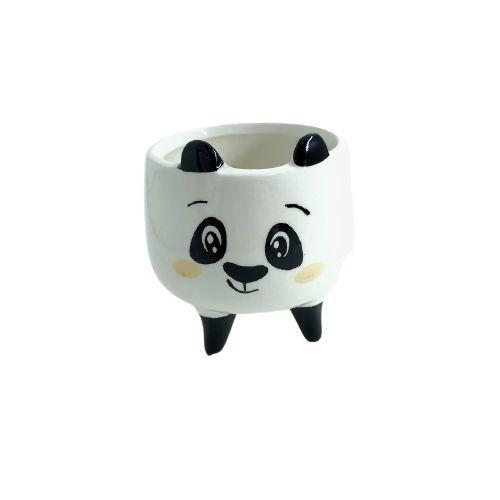 Cachepo Cerâmica Panda Grande BRJL 10071