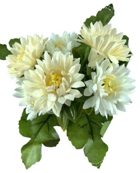 Buque Dalia X5 28CM Branco 06259