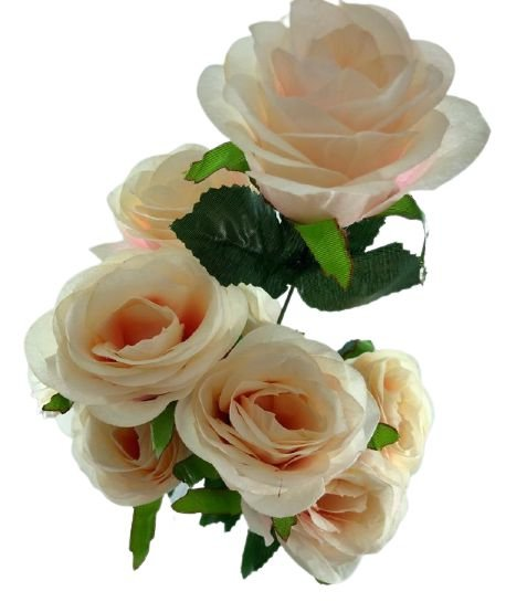 Buque Rosa X9 51CM Laranja 07989