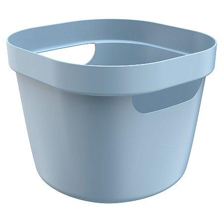 Cesto Azul Glacial Flexível 4L