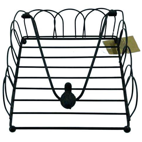 Porta Guardanapo Pássaro Rococo 102580