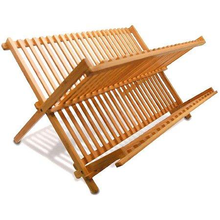 Escorredor de Pratos Bambu 8108010037