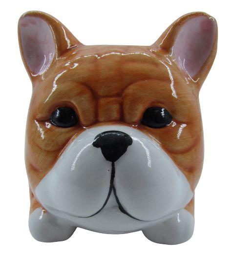 Cachorro Laranja Vaso FR202026