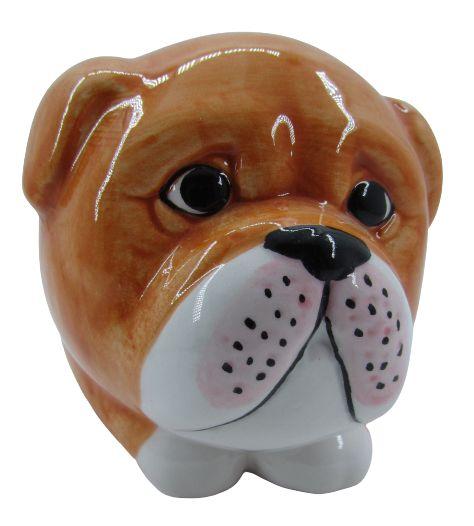 Cachorro Laranja Vaso FR202028